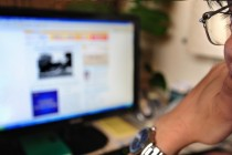 A man surfs the internet in Beijing on June 15, 2009. The designers of controversial Internet filtering software that China has ordered shipped with all new computers said they were trying to fix security glitches in the programme in the latest blow to the plan to include the filtering software with all PCs sold in China from July 1, which has been criticised overseas and even in China as a bid at mass censorship and a threat to personal privacy. Researchers at the University of Michigan who examined the software last week said it contained serious security vulnerabilities that could allow outside parties to take control of computers running it via remote access. Chinese authorities have a history of blocking sites that feature porn or politically unacceptable subjects such as the brutal crackdown on Tiananmen pro-democracy protests in 1989 and the banned spiritual group Falungong. AFP PHOTO / Frederic J. BROWN (Photo credit should read FREDERIC J. BROWN/AFP/Getty Images)